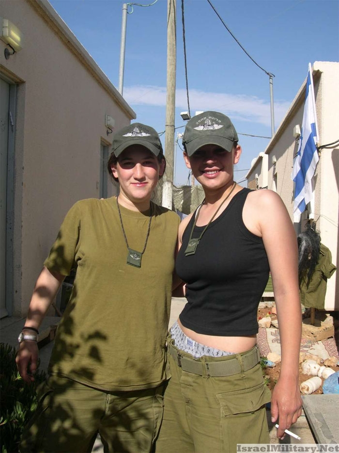 Israeli Military Babes. Go here. Beats Moo-slime women in burkas doesn't it?