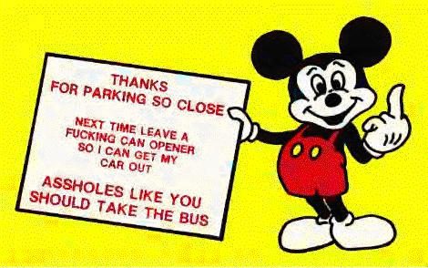 Mickey Mouse Giving The Middle Finger Pictures Mickey mouse middle finger